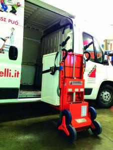 elektryczne schodołazy do transportu ładunków po schodach MARIO od lift plus pl kaczmarczyk sp jawna (2)