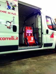 elektryczne schodołazy do transportu ładunków po schodach MARIO od lift plus pl kaczmarczyk sp jawna (6)