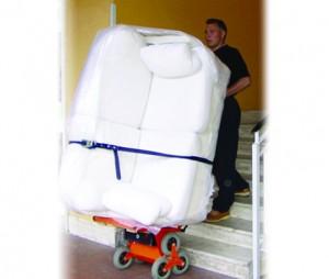 transport po schodach wózki elektryczne